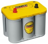 BATTERIA OPTIMA YELLOW TOP AGM 55AH Polo Sx YTS4.2