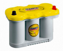 BATTERIA OPTIMA YELLOW TOP 66AH 845A YTR 5.0 POSITIVO DX [Wrangler JK dal 2012]