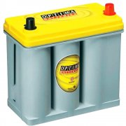 BATTERIA OPTIMA HIFI 38AH 460A Polo Dx YELLOW TOP AGM YTR2.7