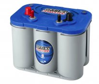 BATTERIA OPTIMA BLUE TOP NAUTICA 55 AH BT DC 4.2