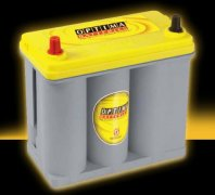 BATTERIA OPTIMA TOYOTA PRIUS 38AH Polo Sx YELLOW TOP AGM YTS2.7J
