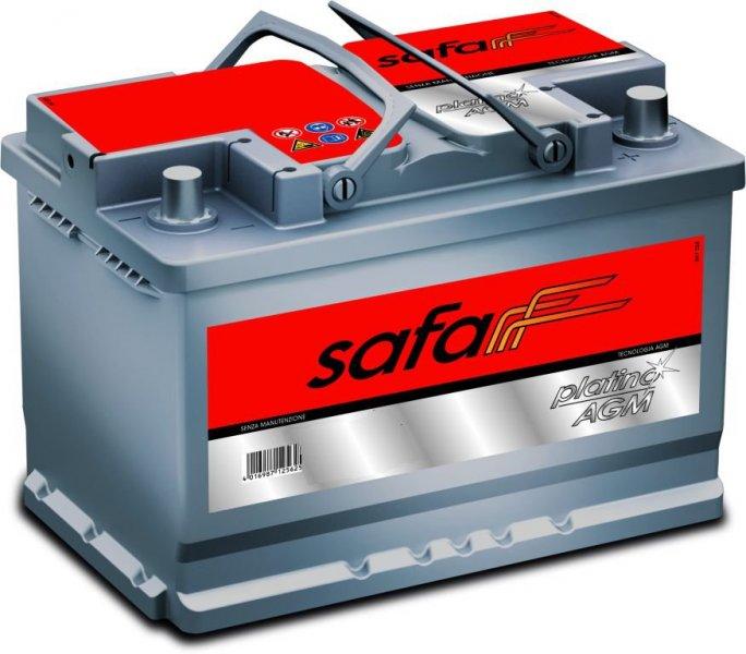 nouveau pas cher 2019 original vraie affaire Batteria Auto AGM SAFA Start-Stop SA70L3 70ah 760A
